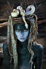 medusa hair costume medusa mua makeup reptiles and snake