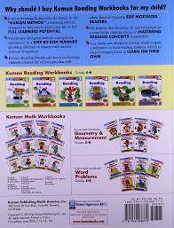 amazon com grade 3 reading kumon reading workbook