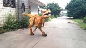 dinosaur halloween costume for adults dinosaur costume youtube
