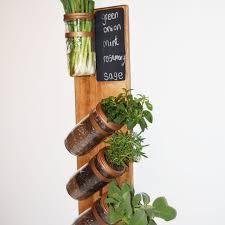 indoor herb garden diy bittergurka planter review wall herb garden