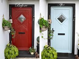 Interior Upvc Doors Painting A Pvc Door Esther Hunt Interior Design