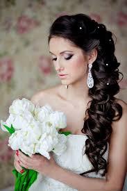 Hochsteckfrisurenen Lange Haare Seitlich by Die Besten 25 Hochzeitsfrisur Seitlich Ideen Auf