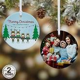 photo ornaments picture ornaments personalizationmall