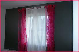 chambre gris et fushia abordable rideaux fushia accessoires 147298 rideau idées