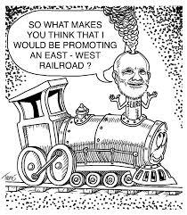 sears train cartoon north coast journal
