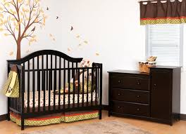 baby cribs with changing table attached replacement parts