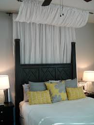 lovable canopy bed curtains for full size with king bed tikspor