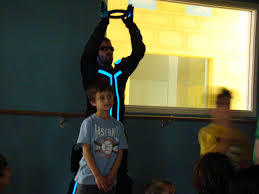 Tron Halloween Costume Light Up by Best Party Ever