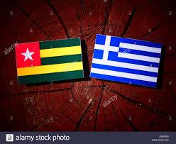 Greek Canadian Flag Togolese Flag Stock Photos U0026 Togolese Flag Stock Images Alamy