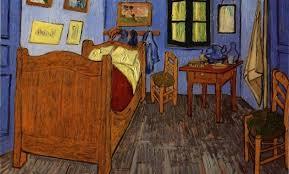 analyse du tableau la chambre de gogh stunning chambre jaune gogh ideas matkin info matkin info