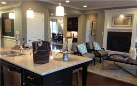 perfect meritage homes model home lantana beautiful navy walls