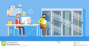 database administrator working african pictures to pin on