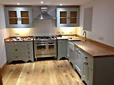 Belfast Sink Unit EBay - Kitchen with belfast sink