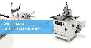 Woodworking Machinery Used by Mj Woodworking Machinery Ltd