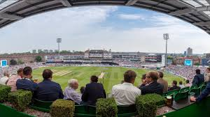 The Oval Raise The Roof At The Kia Oval Youtube