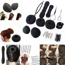 bun accessories hair styling kit best hairstyles 2017