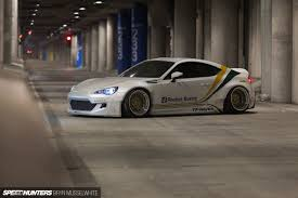 subaru brz custom rocket bunny risky devils fish rocket bunny frs air lift 19 speedhunters