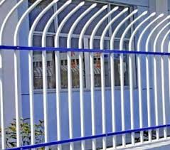 china custom ornamental wrought iron fence fencing china