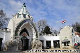 Ottoman Zoo Budapest Zoo Animals And Wilder Buildings Cnn Travel