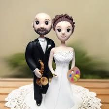 bald groom cake topper custom career wedding cake toppers