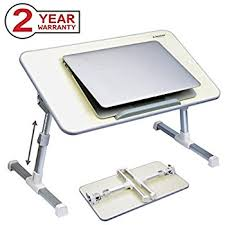 Laptop Bed Desk Tray Avantree Adjustable Laptop Table Portable Standing