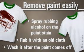 remove clothes 3 methods that show how to remove paint from clothes effortlessly