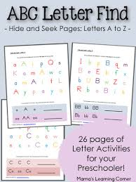 100 free preschool printables contented at home