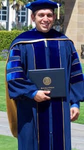 doctoral regalia of california phd regalia set phinished gown