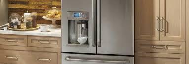 cabinet depth refrigerator dimensions best counter depth refrigerators consumer reports