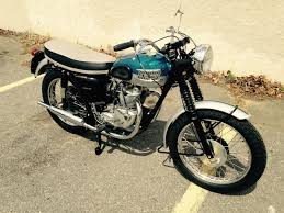 1 year only u2013 1961 triumph tr5ar bike urious