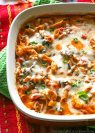 pasta bake recipes healthy three cheese chicken penne pasta bake