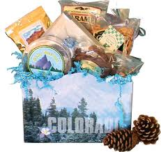colorado gift baskets rocky mountain gourmet food basket colorado in a basket
