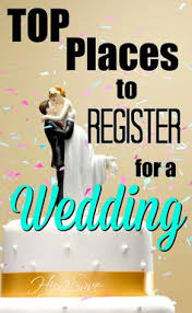 best places for wedding registries whether you plan to actually get gifts from target for your