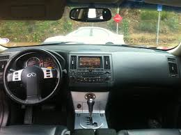 2004 infiniti fx35 information and photos zombiedrive