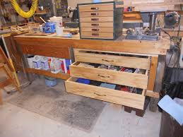 Ideas For Workbench With Drawers Design Ideas For Workbench With Drawers Design 25664
