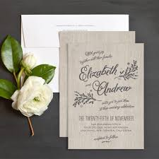 country chic wedding invitations rustic chic wedding invitations by emily elli