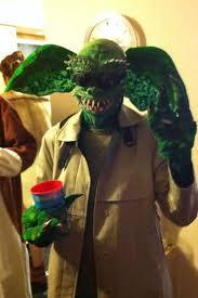 Gremlins Costume Halloween Gremlin Costume 3 Steps Pictures