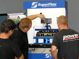 Superflow Flow Bench Understanding And Working With Superflow Flowbenches Street Muscle