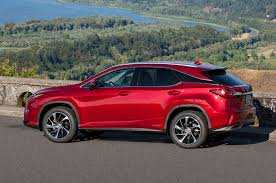 lexus suv 2016 2016 lexus rx review first drive motor trend