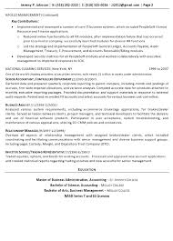Example Of Executive Resume by Resume Sample 12 Strategic Corporate Finance U0026 Technology