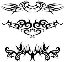 tattoo and wallpaper upper back tattoos for men tribal
