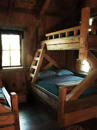 cabin style bunk beds home design ideas