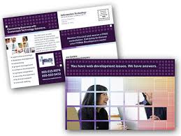 business post cards postcard printing print and mail general