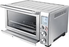 Toaster Ovens Rated Breville The Smart Oven Pro Convection Toaster Pizza Oven Silver
