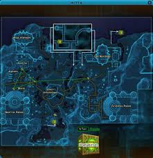 Swtor Map Star Wars The Old Republic U2013 Der Imperiale Agent U2013 Saboteur