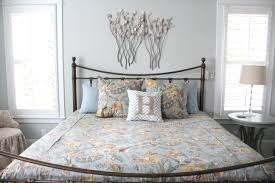 Sherwin Williams Sea Salt Bedroom by Home Of The Month Lake House Sources Simple Stylings
