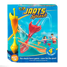jarts splash fun water dart pool toy for kids by ideal