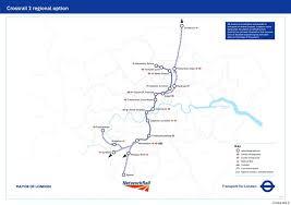 St Pancras Floor Plan Elizabeth Line London Tube Map Shows How Capital U0027s Underground