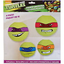 teenage mutant ninja turtles sticker sheets 8 count party