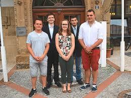 Enztal Gymnasium Bad Wildbad Bad Wildbad Jugendgemeinderat Nimmt Sich Einiges Vor Bad